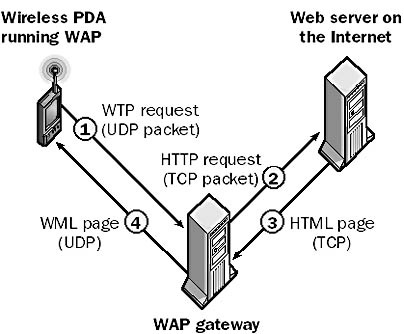 an analysis of the topic of the wireless application protocol in the networking Start studying computer science topic 3: networks a networking communication method that creates and transmits small wireless application protocol (wap) 8.